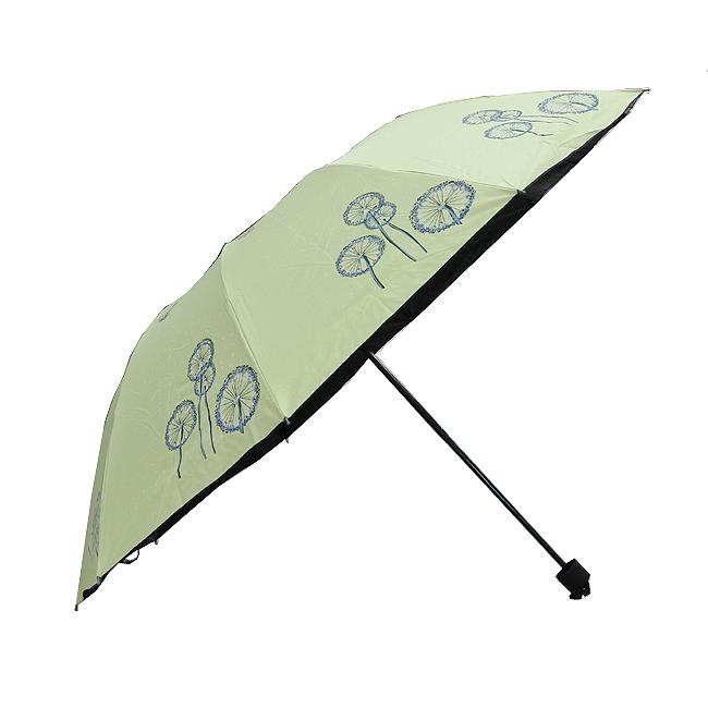 민들레 3단 양산겸 우산 [제작 대량 도매 로고 인쇄 레이저 마킹 각인 나염 실크 uv 포장 공장 문의는 네이뽕]
