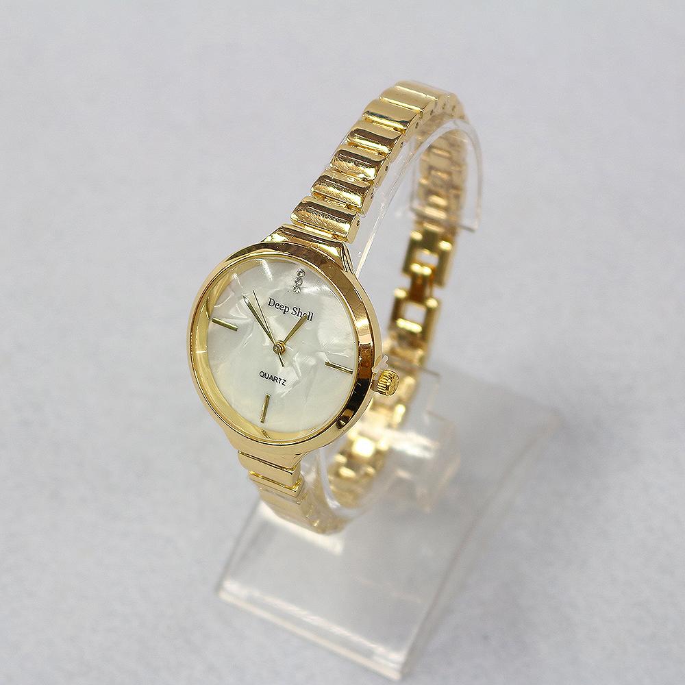 트리플 큐빅 여성손목시계(22.5x3.5cm) (A) [제작 대량 도매 로고 인쇄 레이저 마킹 각인 나염 실크 uv 포장 공장 문의는 네이뽕]