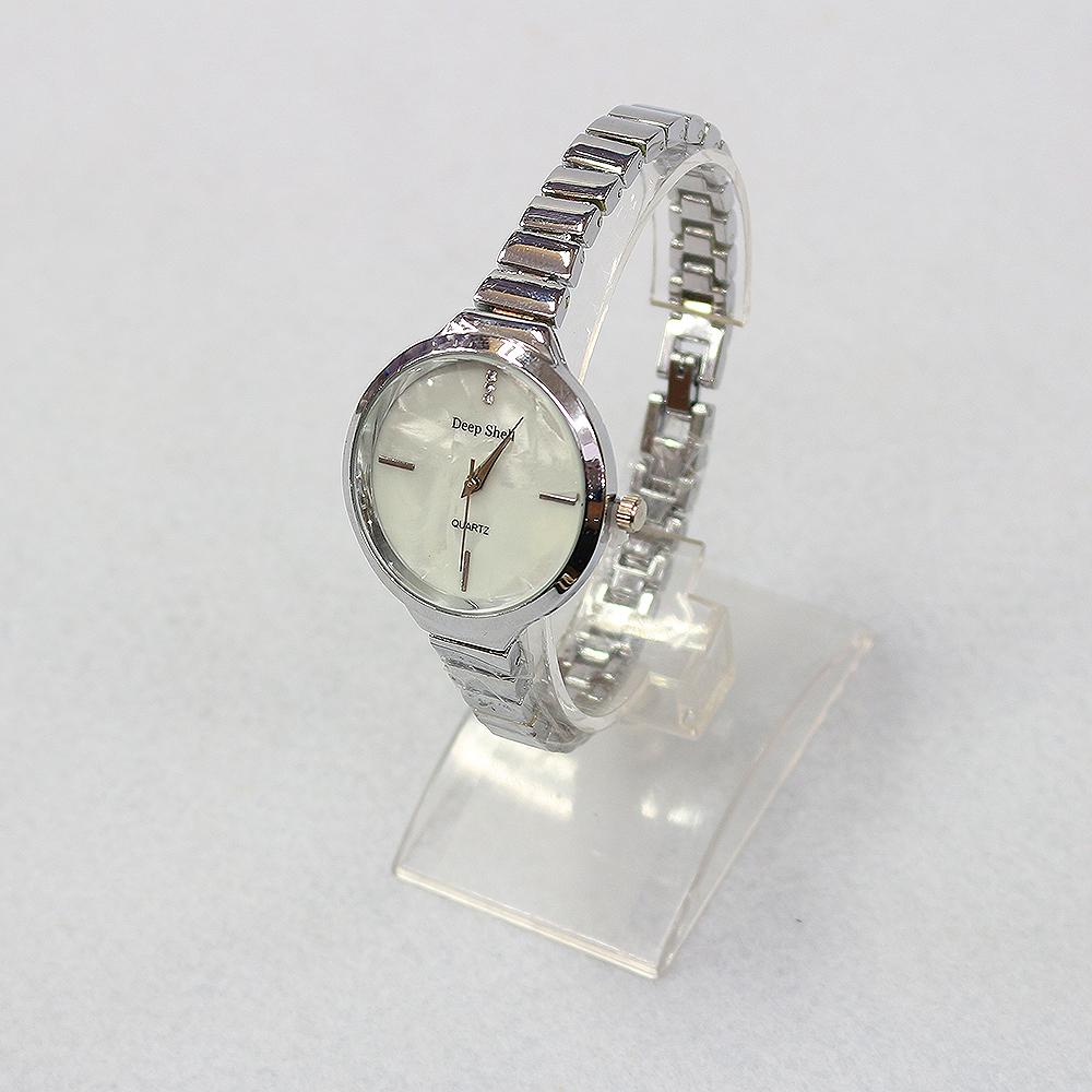 트리플 큐빅 여성손목시계(22.5x3.5cm) (B) [제작 대량 도매 로고 인쇄 레이저 마킹 각인 나염 실크 uv 포장 공장 문의는 네이뽕]