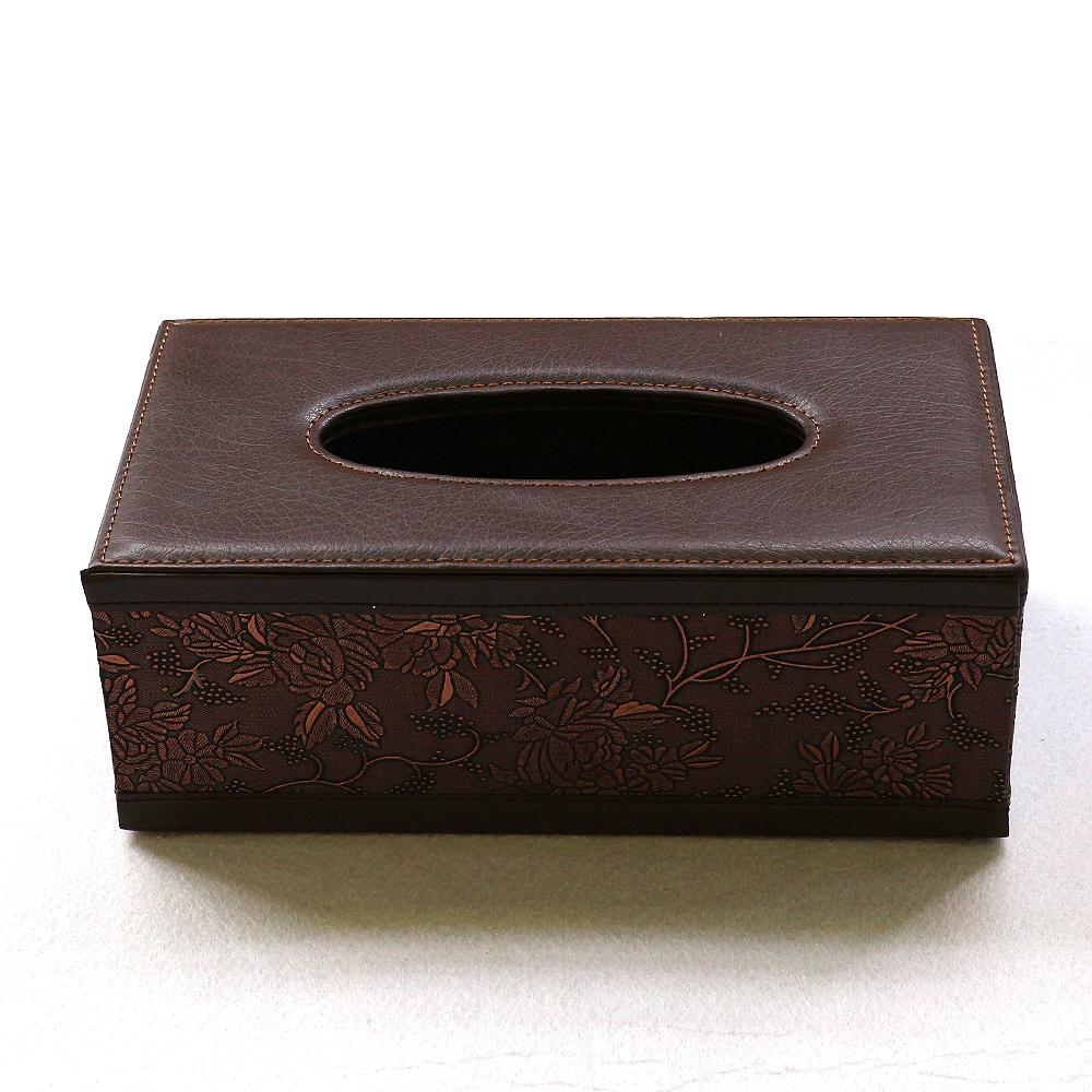상구화선 휴지케이스(블랙) (대) [제작 대량 도매 로고 인쇄 레이저 마킹 각인 나염 실크 uv 포장 공장 문의는 네이뽕]