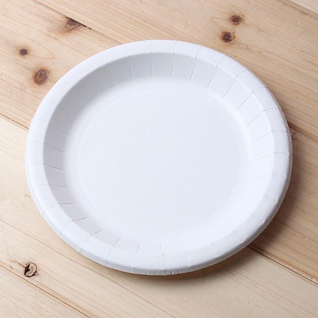 일회용식판 천연펄프 다회용 종이접시 용기 캠핑접시 초밥포장그릇