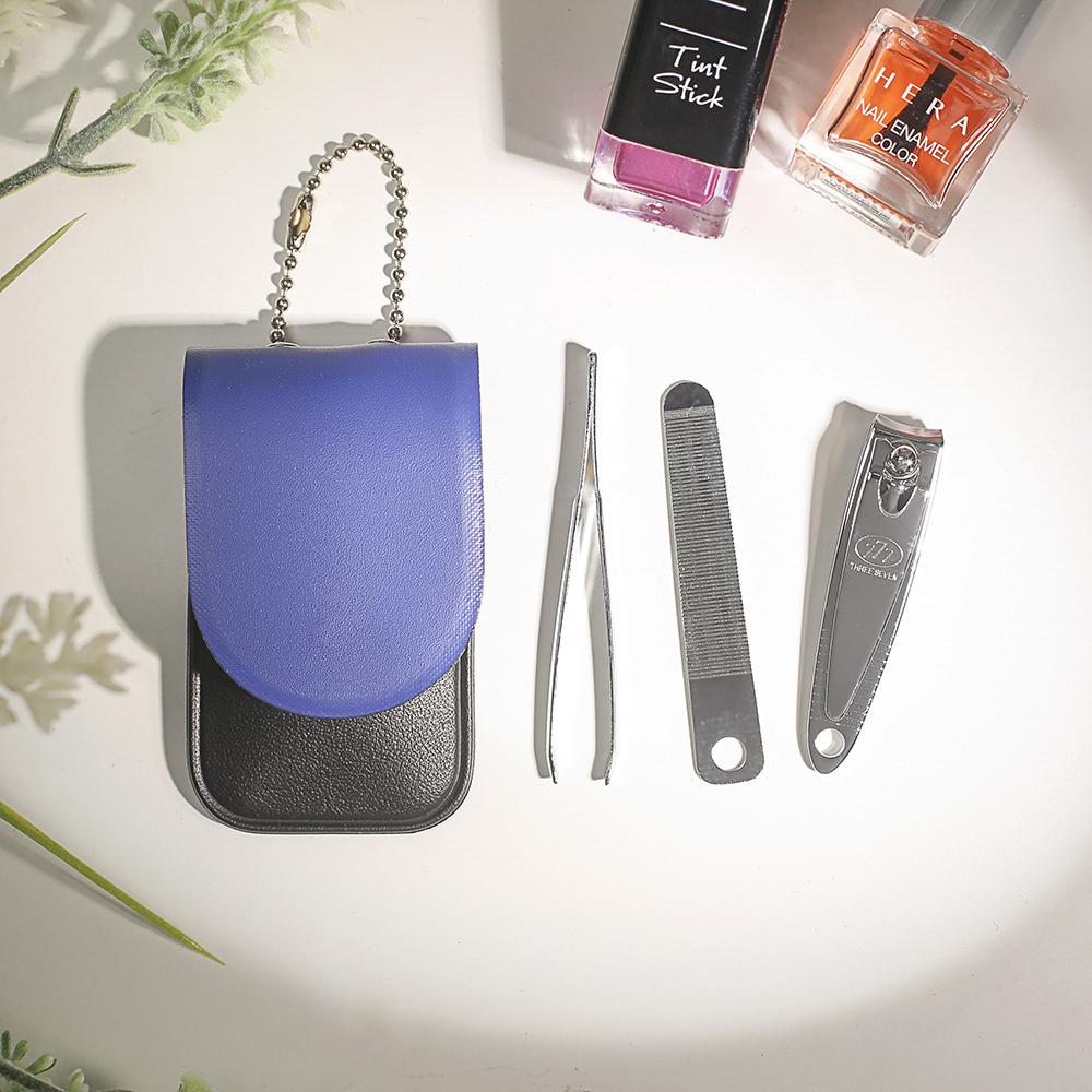 쓰리세븐 손톱깎이(TS-32SC BLUE) [제작 대량 도매 로고 인쇄 레이저 마킹 각인 나염 실크 uv 포장 공장 문의는 네이뽕]