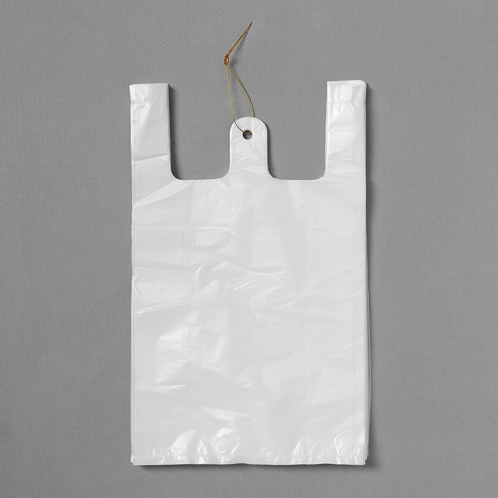 100p 비닐봉투(흰색-5호) [제작 대량 도매 로고 인쇄 레이저 마킹 각인 나염 실크 uv 포장 공장 문의는 네이뽕]