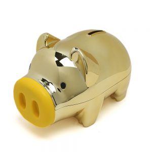 마키골드 돼지 저금통(중) [제작 대량 도매 로고 인쇄 레이저 마킹 각인 나염 실크 uv 포장 공장 문의는 네이뽕]