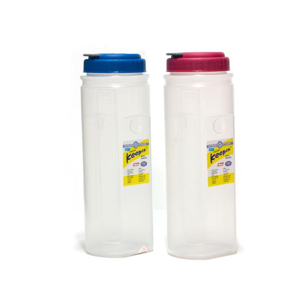 1.7L 냉장고 물병 [제작 대량 도매 로고 인쇄 레이저 마킹 각인 나염 실크 uv 포장 공장 문의는 네이뽕]