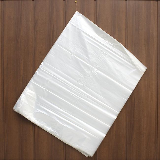 50p 비닐봉투(흰색-63) [제작 대량 도매 로고 인쇄 레이저 마킹 각인 나염 실크 uv 포장 공장 문의는 네이뽕]
