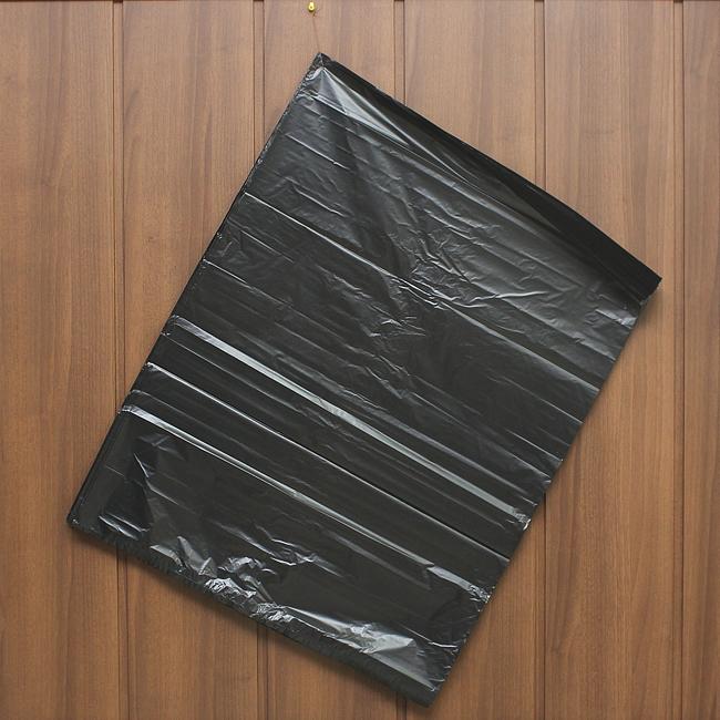 50p 비닐봉투(검정-63) [제작 대량 도매 로고 인쇄 레이저 마킹 각인 나염 실크 uv 포장 공장 문의는 네이뽕]
