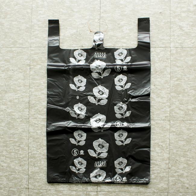 50p 이불 비닐봉투(검정-5호) [제작 대량 도매 로고 인쇄 레이저 마킹 각인 나염 실크 uv 포장 공장 문의는 네이뽕]