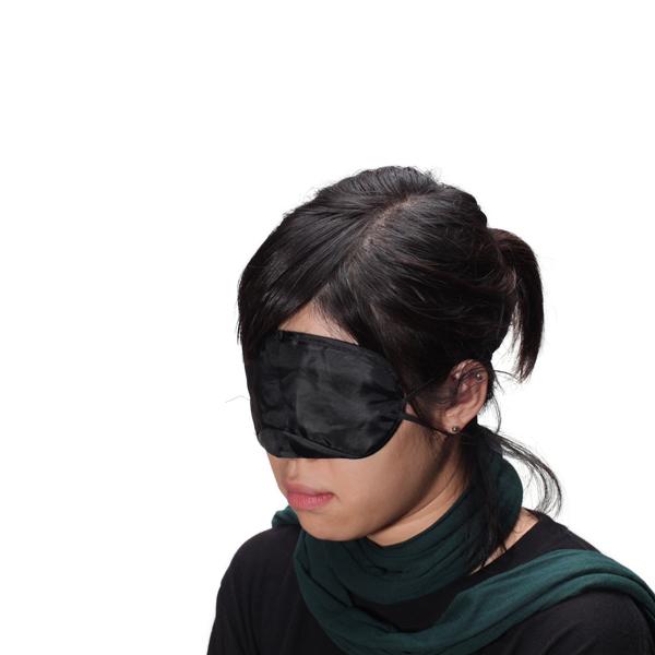 숙면 여행용 수면안대/여행사 판촉 사은품  눈가리개