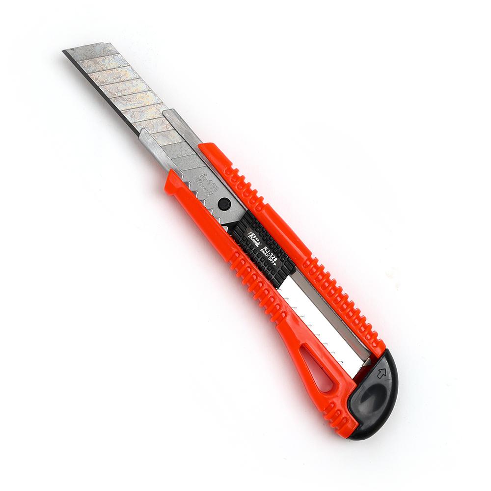 1p 심플 커터칼/사무실 비품 학교 학용품 컷터칼