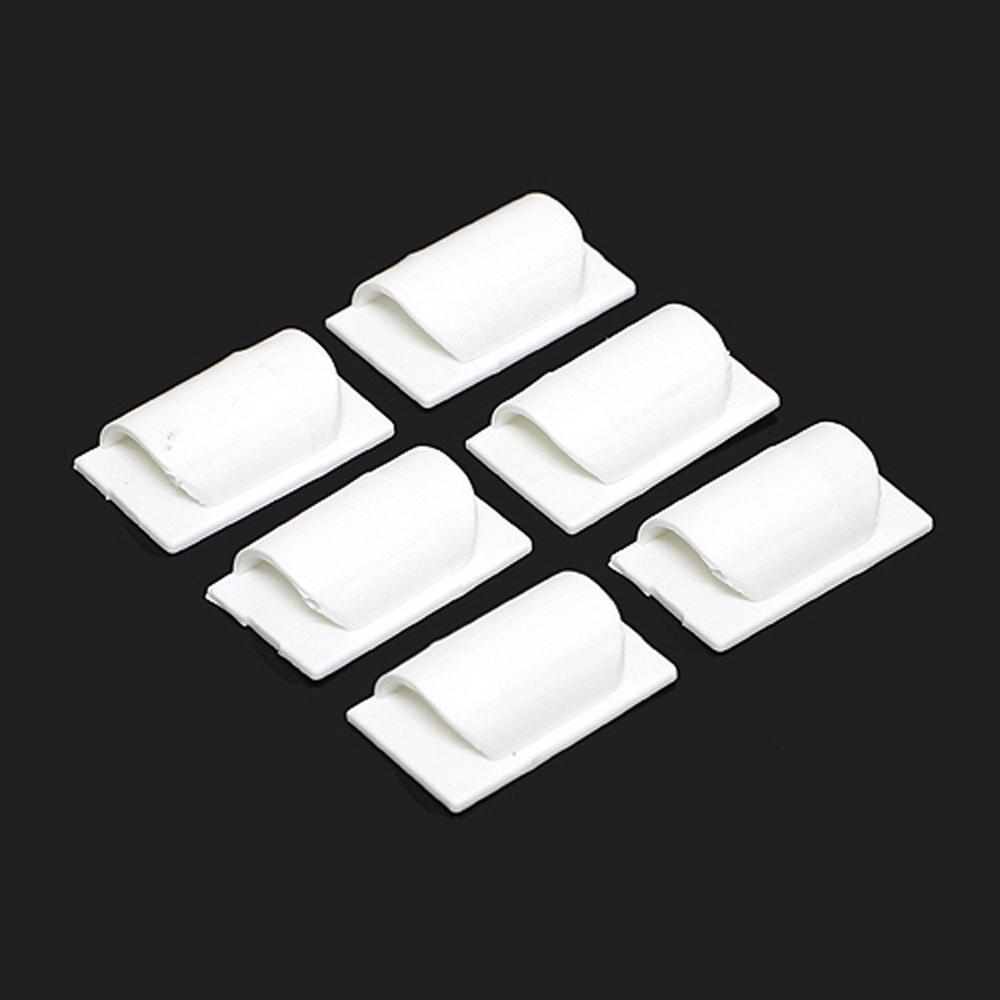 6p 화이트 케이블 선 정리기 [제작 대량 도매 로고 인쇄 레이저 마킹 각인 나염 실크 uv 포장 공장 문의는 네이뽕]