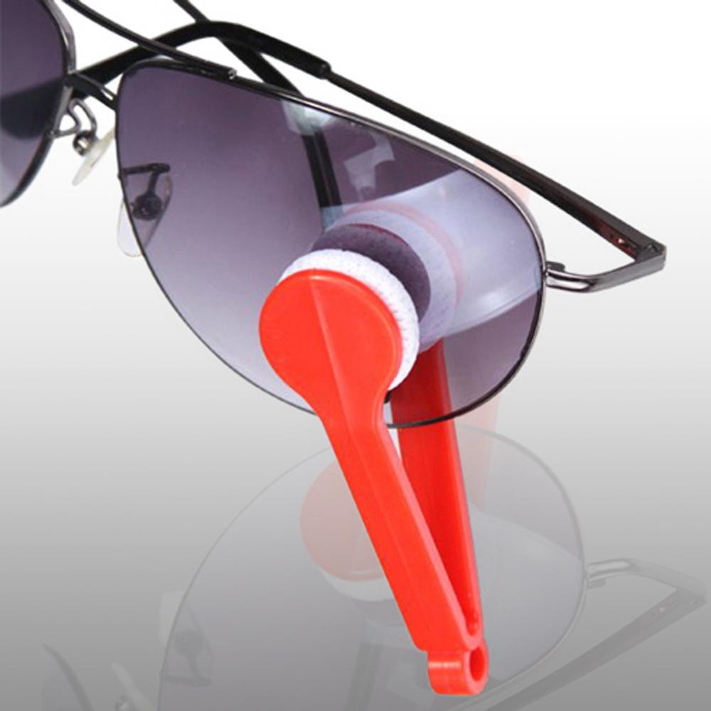 신개념 집게형 안경닦이 [제작 대량 도매 로고 인쇄 레이저 마킹 각인 나염 실크 uv 포장 공장 문의는 네이뽕]