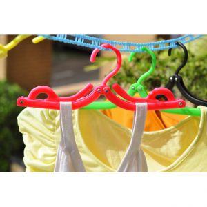 5p 휴대용 접이식 옷걸이 [제작 대량 도매 로고 인쇄 레이저 마킹 각인 나염 실크 uv 포장 공장 문의는 네이뽕]