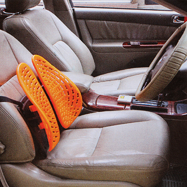 듀얼 의자 허리받침 [제작 대량 도매 로고 인쇄 레이저 마킹 각인 나염 실크 uv 포장 공장 문의는 네이뽕]