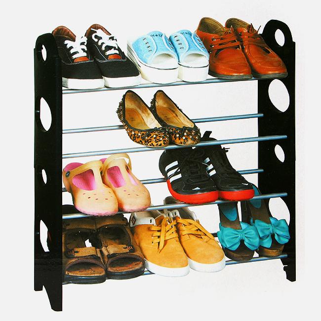 조립식 12켤레 신발장 [제작 대량 도매 로고 인쇄 레이저 마킹 각인 나염 실크 uv 포장 공장 문의는 네이뽕]