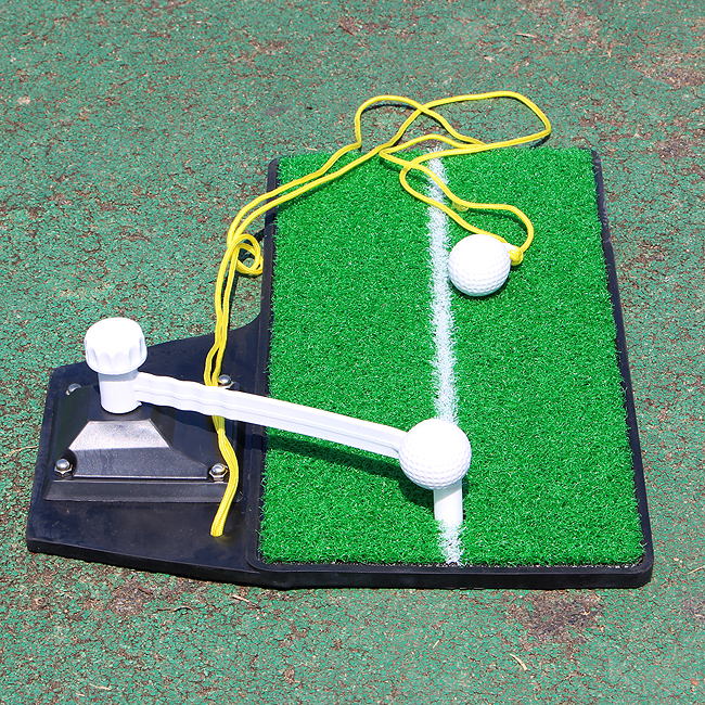3 in1 골프 스윙매트(47x35cm) [제작 대량 도매 로고 인쇄 레이저 마킹 각인 나염 실크 uv 포장 공장 문의는 네이뽕]