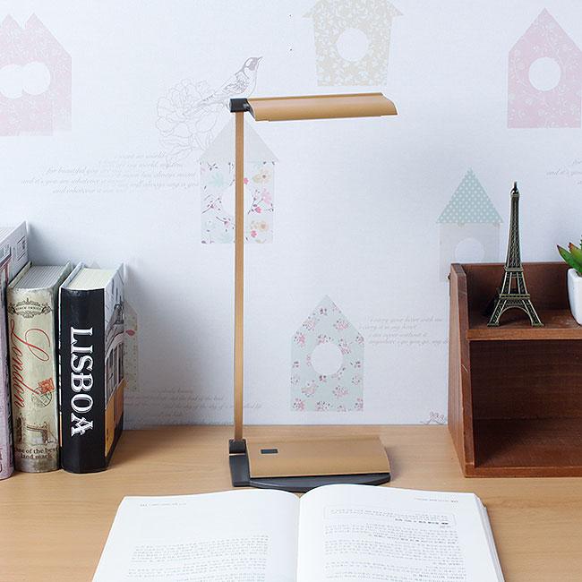 LED 심플 메탈 스탠드 [제작 대량 도매 로고 인쇄 레이저 마킹 각인 나염 실크 uv 포장 공장 문의는 네이뽕]