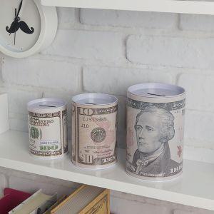 3종 화폐 저금통 세트 [제작 대량 도매 로고 인쇄 레이저 마킹 각인 나염 실크 uv 포장 공장 문의는 네이뽕]