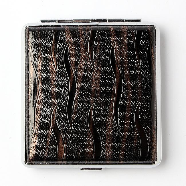 20개비 슬림 철제 담배케이스 [제작 대량 도매 로고 인쇄 레이저 마킹 각인 나염 실크 uv 포장 공장 문의는 네이뽕]
