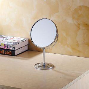 스탠드 확대경 양면거울 [제작 대량 도매 로고 인쇄 레이저 마킹 각인 나염 실크 uv 포장 공장 문의는 네이뽕]