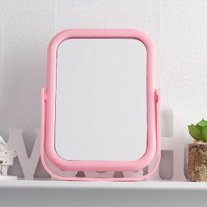 탁상용 사각 양면거울 [제작 대량 도매 로고 인쇄 레이저 마킹 각인 나염 실크 uv 포장 공장 문의는 네이뽕]