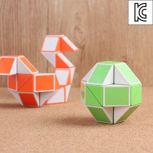 트위스트 매직 큐브 퍼즐 [제작 대량 도매 로고 인쇄 레이저 마킹 각인 나염 실크 uv 포장 공장 문의는 네이뽕]