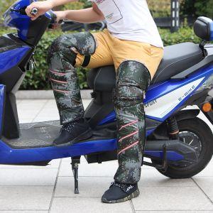 밀리터리 방한 오토바이 무릎보호대 [제작 대량 도매 로고 인쇄 레이저 마킹 각인 나염 실크 uv 포장 공장 문의는 네이뽕]