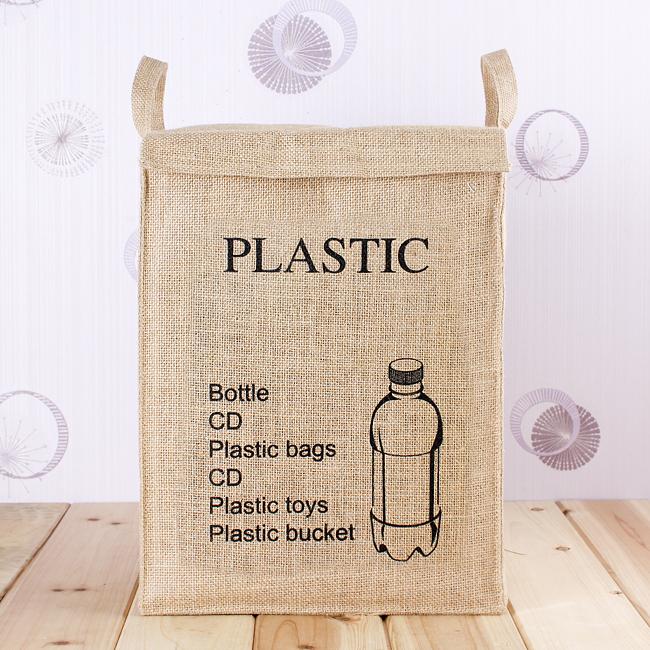 면마 분리수거함(PLASTIC) [제작 대량 도매 로고 인쇄 레이저 마킹 각인 나염 실크 uv 포장 공장 문의는 네이뽕]