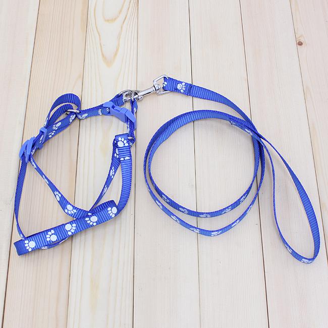 애완 가슴줄(줄길이-120cm) [제작 대량 도매 로고 인쇄 레이저 마킹 각인 나염 실크 uv 포장 공장 문의는 네이뽕]