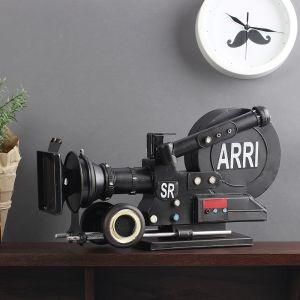 [아트피플-A118]철제 모형 영화촬영기 [제작 대량 도매 로고 인쇄 레이저 마킹 각인 나염 실크 uv 포장 공장 문의는 네이뽕]