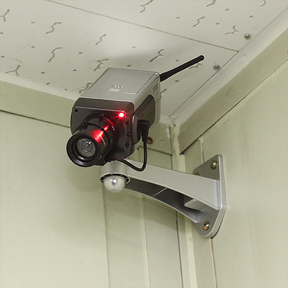 사각 모형 감시 카메라(6465) [제작 대량 도매 로고 인쇄 레이저 마킹 각인 나염 실크 uv 포장 공장 문의는 네이뽕]