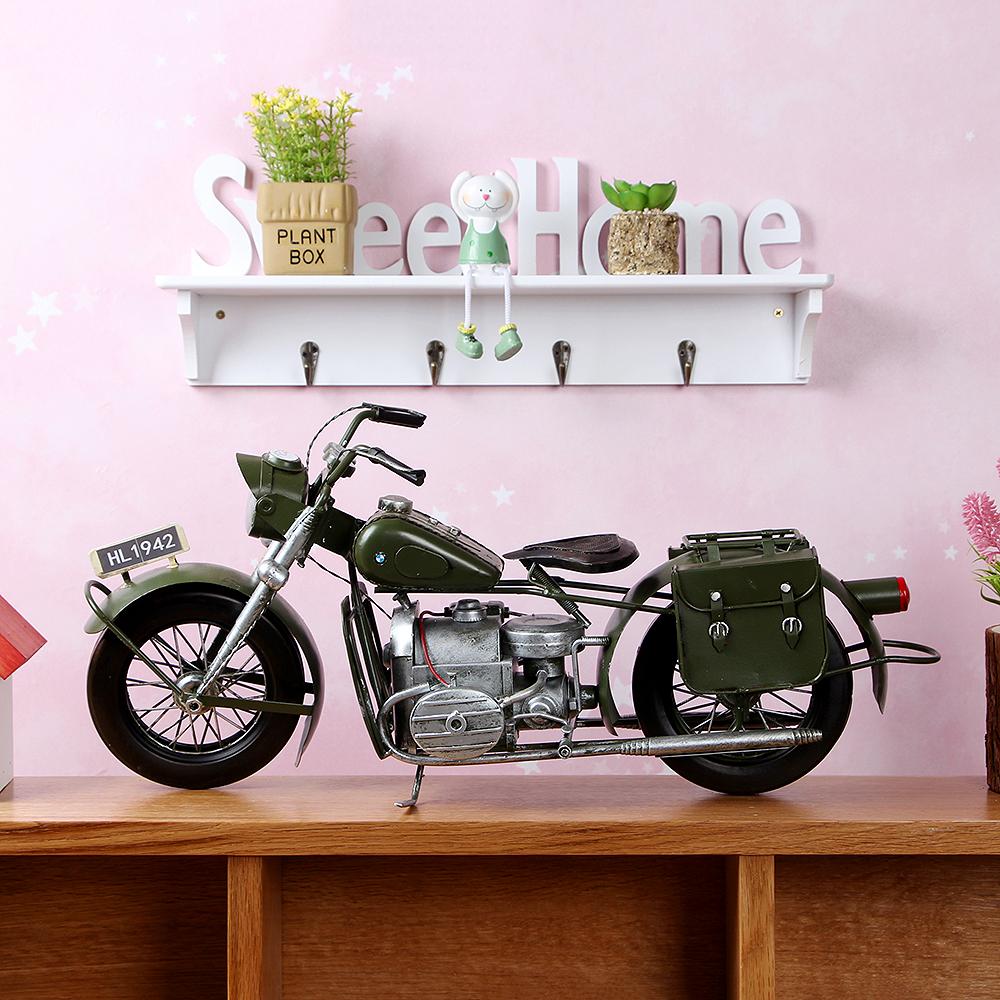 [아트피플-A256]철제 모형 오토바이/미니 엔틱소품