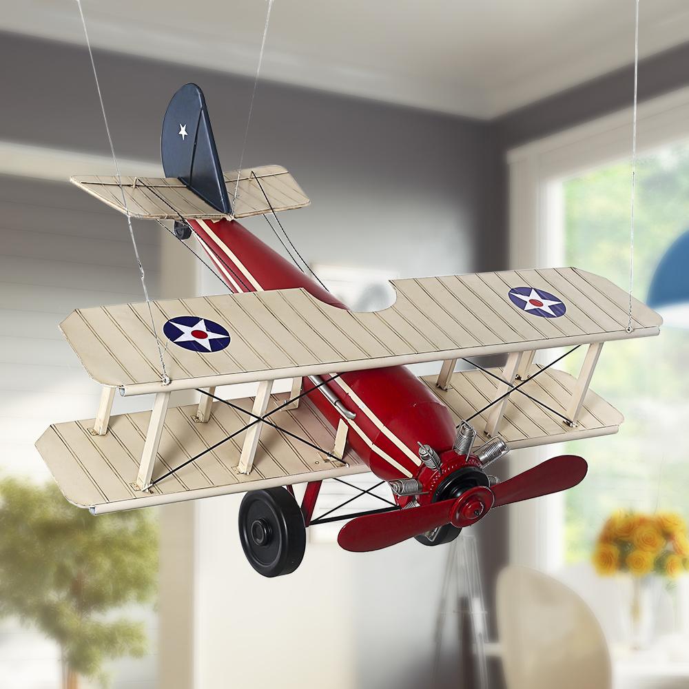 [아트피플-A282]철제 모형 대형 비행기/매장인테리어