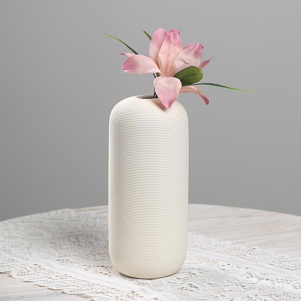 [아트피플-V66]진스 도자기 인테리어 꽃병 [제작 대량 도매 로고 인쇄 레이저 마킹 각인 나염 실크 uv 포장 공장 문의는 네이뽕]