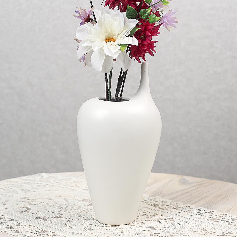 [아트피플-V67]진스 도자기 인테리어 꽃병 [제작 대량 도매 로고 인쇄 레이저 마킹 각인 나염 실크 uv 포장 공장 문의는 네이뽕]