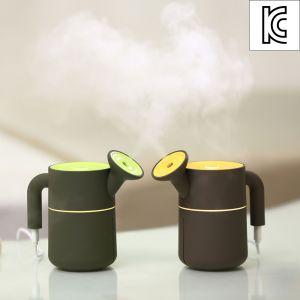 무드등 USB 가습기(물조리개) [제작 대량 도매 로고 인쇄 레이저 마킹 각인 나염 실크 uv 포장 공장 문의는 네이뽕]
