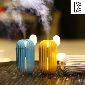 무드등 USB 가습기(선인장) [제작 대량 도매 로고 인쇄 레이저 마킹 각인 나염 실크 uv 포장 공장 문의는 네이뽕]