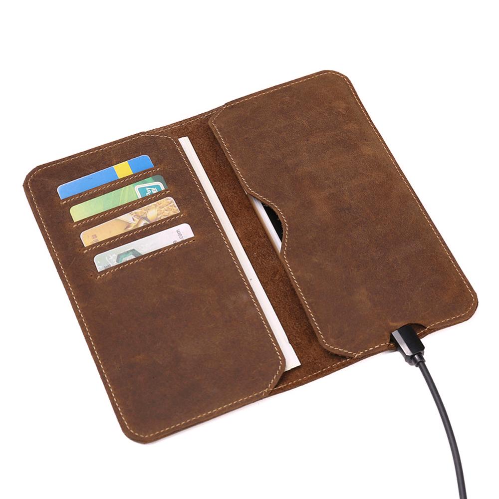 브론 스마트폰 지갑(대) [제작 대량 도매 로고 인쇄 레이저 마킹 각인 나염 실크 uv 포장 공장 문의는 네이뽕]
