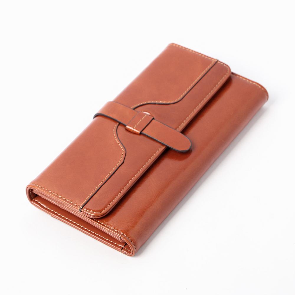 로어튼 가죽 장지갑(브라운) [제작 대량 도매 로고 인쇄 레이저 마킹 각인 나염 실크 uv 포장 공장 문의는 네이뽕]