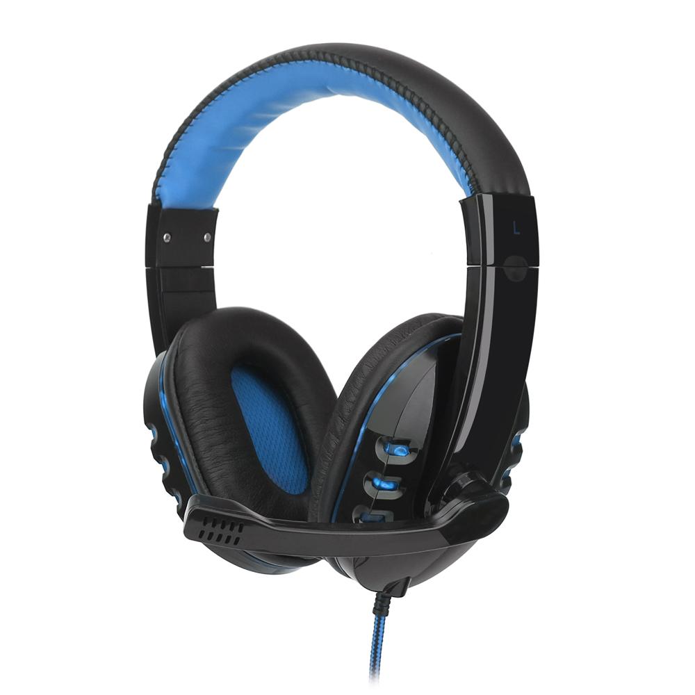 클리프 게이밍 헤드셋(블루) [제작 대량 도매 로고 인쇄 레이저 마킹 각인 나염 실크 uv 포장 공장 문의는 네이뽕]