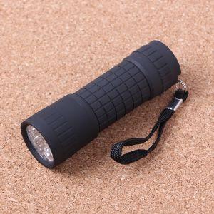14구 LED 손전등 후레쉬 [제작 대량 도매 로고 인쇄 레이저 마킹 각인 나염 실크 uv 포장 공장 문의는 네이뽕]