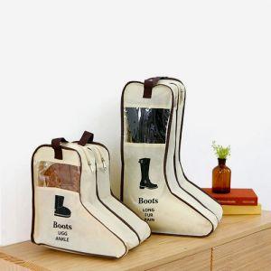 윈도우 부츠수납 신발보관함 2종세트 [제작 대량 도매 로고 인쇄 레이저 마킹 각인 나염 실크 uv 포장 공장 문의는 네이뽕]