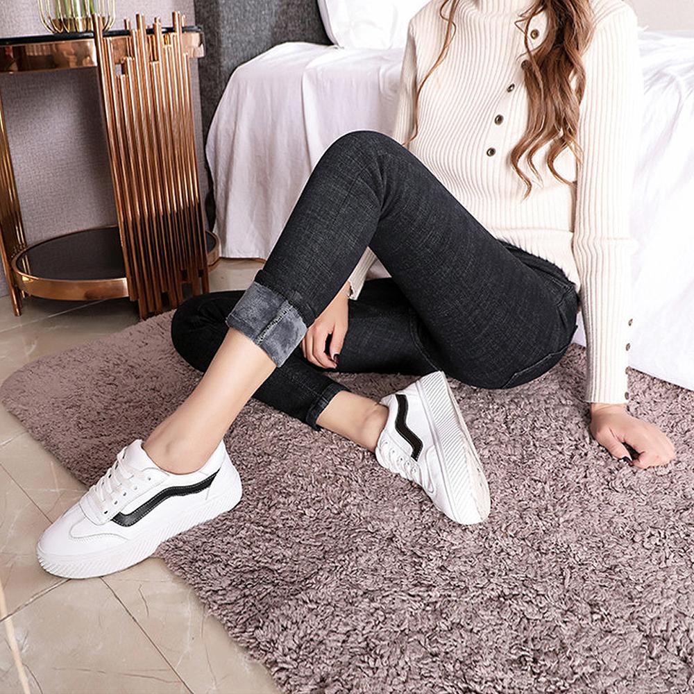 여성 융털 기모 스키니 바지 [제작 대량 도매 로고 인쇄 레이저 마킹 각인 나염 실크 uv 포장 공장 문의는 네이뽕]