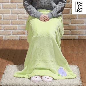 큐티 아동 담요 [제작 대량 도매 로고 인쇄 레이저 마킹 각인 나염 실크 uv 포장 공장 문의는 네이뽕]