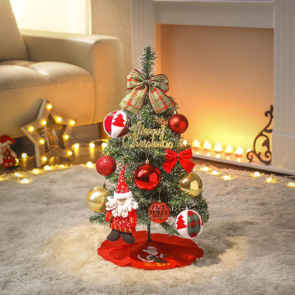 60cm 꼬깔 산타 스카치 눈꽃 트리 풀세트 / 크리스마스트리 크리스마스츄리 크리스마스트리풀세트 크리스마스벽트리 크리스마스트리나무 대형크리스마스트리 크리스마스트리만들기