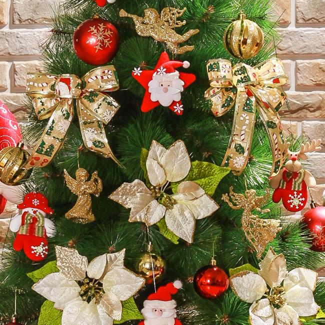 노엘인형 크리스마스 트리장식세트(120cm트리용)