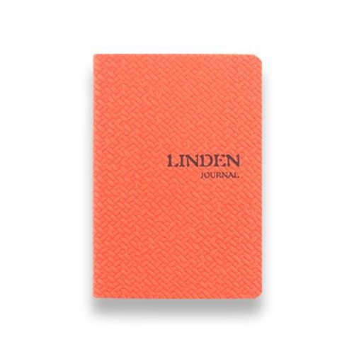 양지사 다이어리 린덴 저널 S 오렌지 (115P)