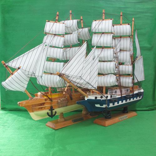 45cm 범선 모형 배(45cmx38.3cm)