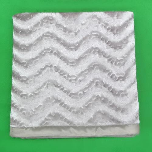 사각 웨이브 패턴 순면 누빔 패드(中) (90cmx150cm)