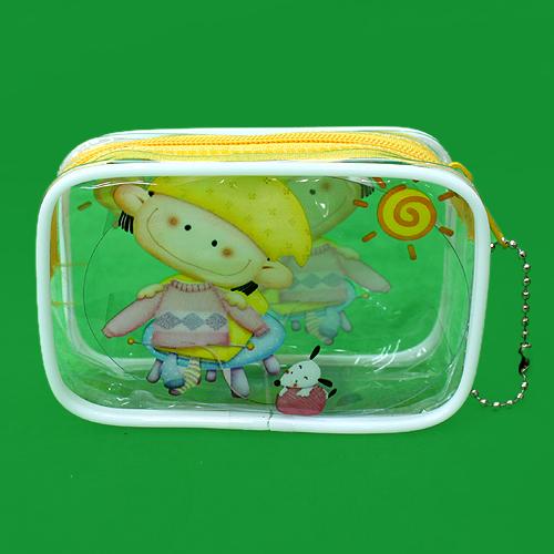 팬시 미니 큐브 동전지갑C(10cmx6.5cmx4cm)